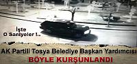 TOSYA BELEDİYE BAŞKAN YARDIMCISI ARABASI...