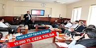 TOSYA'DA KEP EĞİTİMİ VERİLDİ