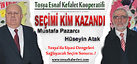 Tosya Esnaf Kefalet Kooperatifi Seçimi...