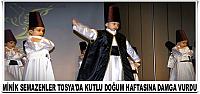 TOSYA İMAM HATİP ORTAOKUL SEMAZENLERİ...