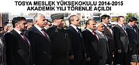 TOSYA MESLEK YÜKSEKOKULU 2014-2015 AKADEMİK...