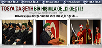 TOSYA'DA ŞEYH FATİH NURULLAH PROGRAMI...