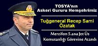 Tuğgeneral Recep Sami Özatak Merzifon...