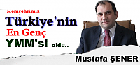 Türkiye'nin En Genç Yeminli Mali Müşaviri...