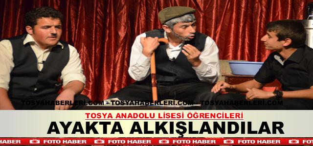 TOSYA ANADOLU LİSESİ TİYATRO GÖSTERİSİ