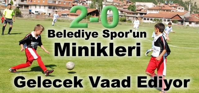 Tosya Belediye Spor'un U11 Takımından Futbol Resitali