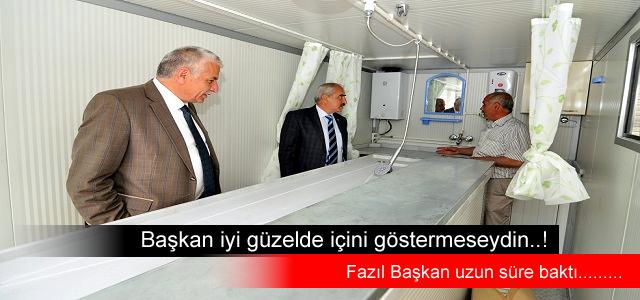 Tosya Belediyesi Yeni Cenaze Yıkama Aracı Aldı