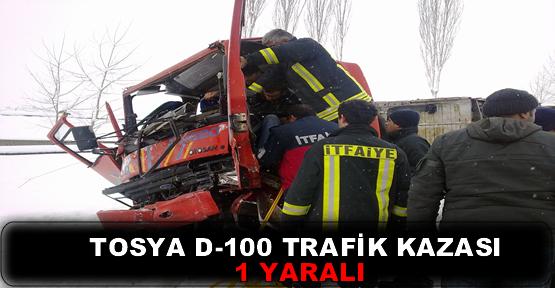 Tosya D-100 de Trafik Kazası