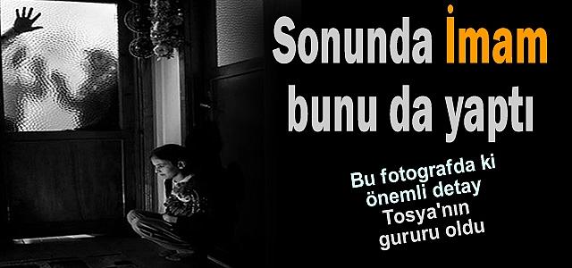 Tosya Eser Tepe Camii İmam Hatibi Ali Acar'dan anlamlı ödül