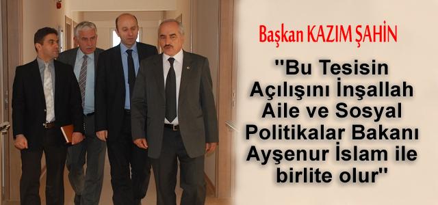 Tosya Huzurevi'nin Açılışına Aile ve Sosyal Politikalar Bakanı Ayşenur İslam Gelecek
