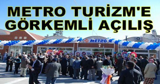 Tosya Metro Turizm Dualarla Açıldı