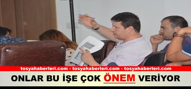 Tosya MYO'da önemli bir Seminer