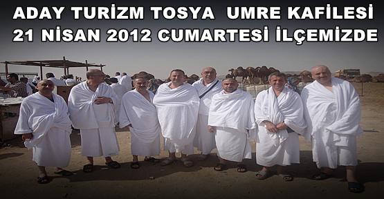 Tosya Umre Kafilesi Cumartesi Günü Geliyor