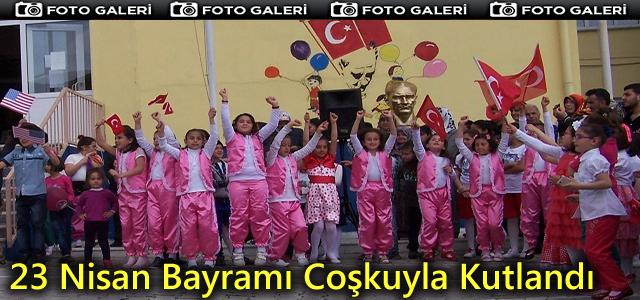Tosya'da 23 Nisan Bayramı Coşkuyla Kutlandı