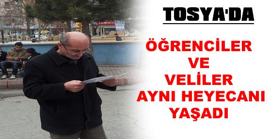 TOSYA'DA KARNE HEYECANI