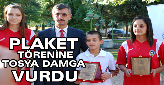Kastamonu Kışla Parkındaki Ödül Törenine Tosya Damga Vurdu