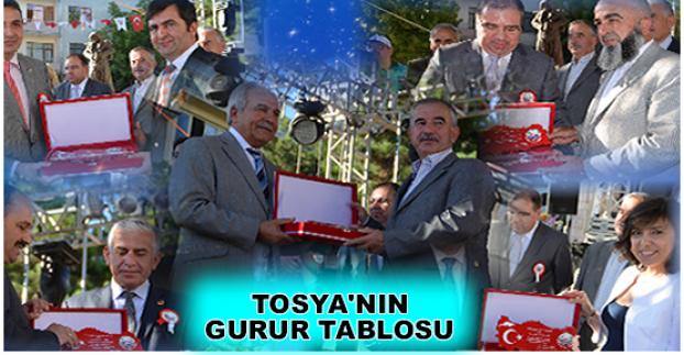 Tosya'nın Haklı Gururu