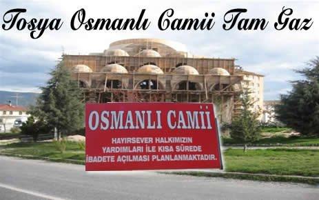 Tosya'nın OSMANLI Tutkusu