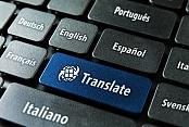 İngilizce Tercüme, Çeviri ve Site İçeriği