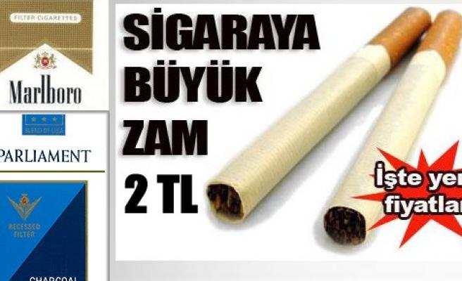 14 Ekim 2011 Sigara Zamı - İşte Güncel Sigara Fiyat Listesi