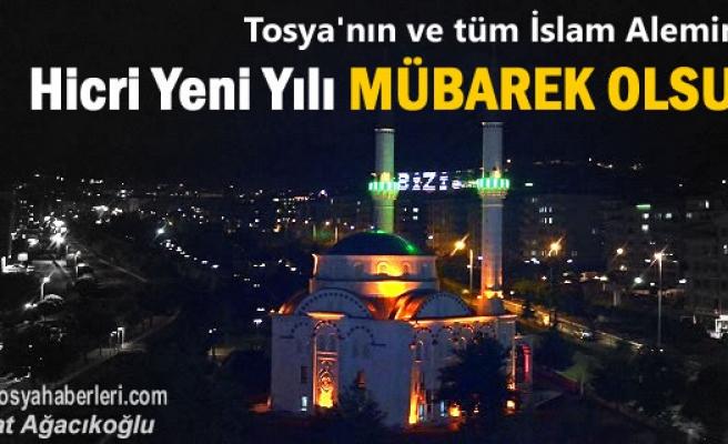 Tüm İslam Aleminin Yeni Hicri Yılını Kutluyoruz