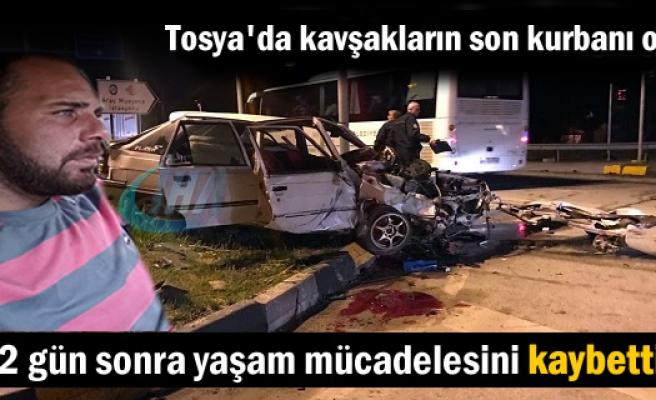 Turan Çetin 22 gün süren yaşam mücadelesini kaybetti