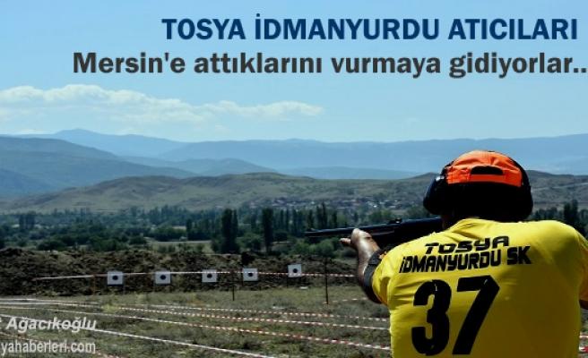 TOSYA İDMANYURDU SPOR KLUBÜ MERSİN YOLCUSU