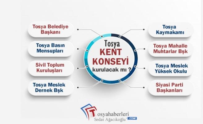 Tosya Belediyesi Kent Konseyi