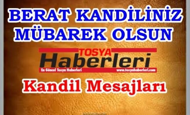 BERAT KANDİLİ MESAJLARI..