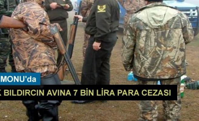 BILDIRCIN AVINA ŞOK CEZA!.. AF YOK