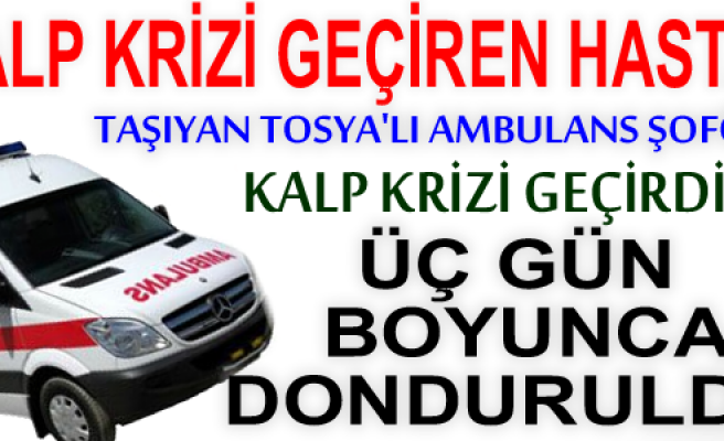 TOSYA'DA FİLM GİBİ''KURTULUŞ'' HİKAYESİ
