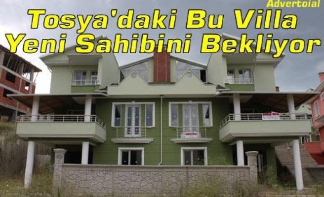 Tosya'daki En Güzel Villa Devren Satılık