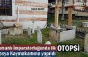 Osmanlı İmparatorluğunda ilk otopsi olayı Tosya ilçe kaymakama yapıldı