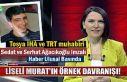 Tosya İHA ve TRT Muhabirleri imzalı haber Ulusal Basında