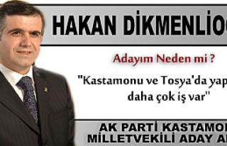 Kastamonu'nun Turizme Kazandırılması İçin Aday...