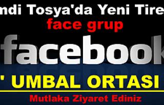 Tosya da Facebook da '' UMBAL ORTASI '' konuşuyor