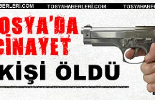 TOSYA'DA CİNAYET 1 KİŞİ ÖLDÜRÜLDÜ