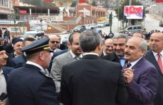 18 Mart Çanakkale Şehitleri anma gününde Gazi Fırat Zorba'ya sürpriz