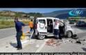 Tosya'da Trafik Kazasında 12 yaşındaki genç kız feci şekilde hayatını kaybetti