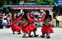 Tosya İdmanyurdu Folklor gösterisi 23 Nisan Törenlerine...