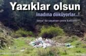 Tosya'da Çevre Kirliliği büyük Sorun