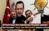 AK Parti Tosya İlçe Başkanlığı 24 Haziran seçimlerine hazırlanıyor