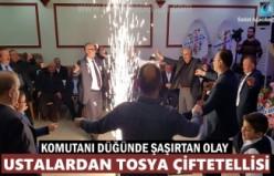 Tosya Garnizon Komutanı Kına Gecesi