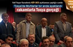 Kastamonu Valisi 2018 KÖYDES bütçe açıklaması