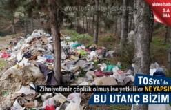 Tosya'da yaşanan Çevre Kirliliği