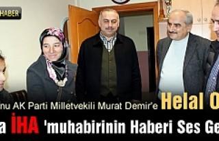 İHA'NIN HABERİ SES GETİRDİ,EVLERİ YANAN ANNE...