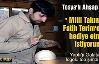 TOSYA'DAN GALATASARAY'A VE FATİH TERİM'E...