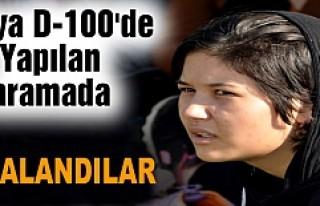TOSYA'DA 100 KAÇAK AFGAN GÖÇMEN YAKALANDI