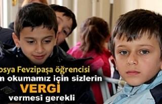 TOSYA'DA ÖĞRENCİLER VERGİ DAİRESİNİ ZİYARET...