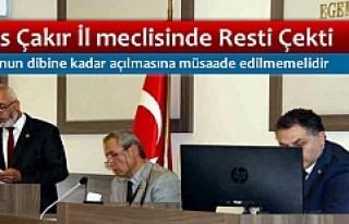 AK PARTİ İL MECLİS ÜYESİ İLYAS ÇAKIR ''...